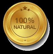 100%naturales